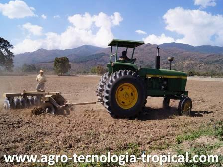 Preparaci n de tierras para la siembra de hortalizas - Como se limpia el piso parquet ...